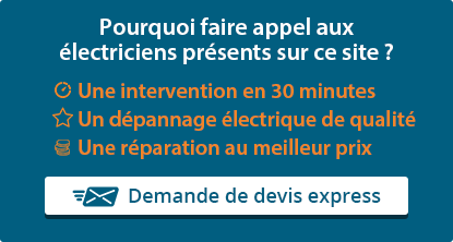 Faire un devis d'intervention électrique professionnelle.
